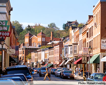 Downtown Galena A National Historic Register Site